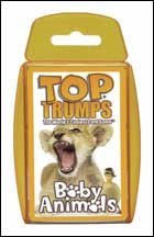 Top Trumps Baby Animals Card Game - 1
