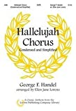 img - for Hallelujah Chorus The Condensed and Simplified - SATB - Sheet Music book / textbook / text book