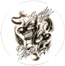 Smile Now, Cry Later Pin