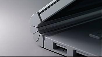 マイクロソフト Surface Book 13.5インチ ノートパソコン タブレット 2 in 1 米国版 (Core i5/128GB/8GB RAM) [並行輸入品]