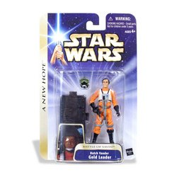 Star Wars Saga Dutch Vander - 1