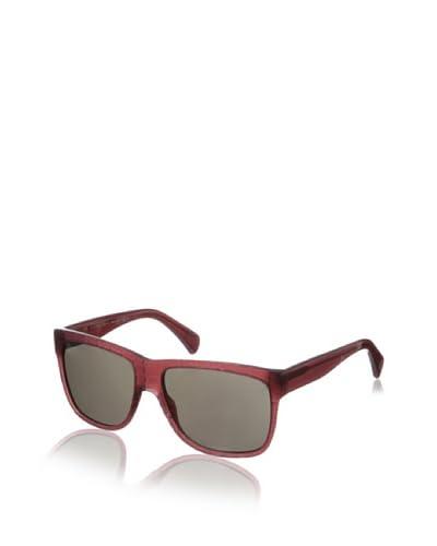 Alexander McQueen Women's 4194/S Sunglasses, Red