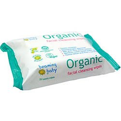 Org Facial Wipes