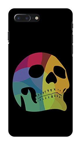 Koveru Back Cover Case for Apple iPhone 7 Plus - Colored Skull