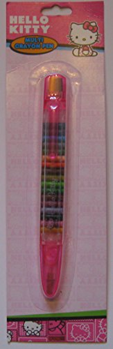 Hello Kitty - Multi Crayon Pen