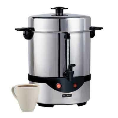Mr. Coffee CBTU45 45-Cup Stainless Steel Urn (Mr Coffee Airpot compare prices)