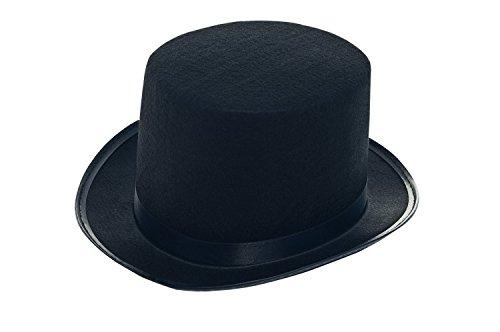 Jacobson Black Top Hat