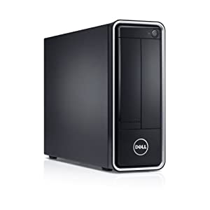 Dell Inspiron 660s i660s-2314BK Desktop (Black)