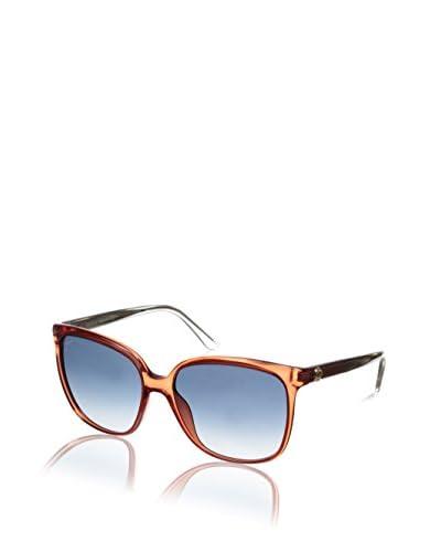 GUCCI GG 3696/S Women's Sunglasses, Peach