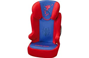 disney spiderman group 2 3 car seat baby. Black Bedroom Furniture Sets. Home Design Ideas