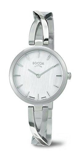 Boccia Ladies'Watch XS Analogue Quartz 3239-01 Titanium