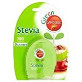 Canderel Green Stevia Dispenser 100 Tablets