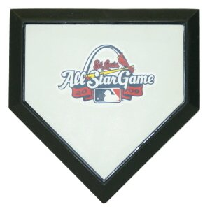 2009 MLB All Star Game Authentic Hollywood Pocket Home Plate
