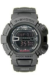 Casio Men&#8217;s G9000MS-1CR G-Shock Military Concept Black Digital Watch