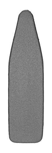 Wholesale Hotel Products Ironing Board Cover and Pad, Full Size Bungee, Scorch Resistant, Charcoal (Wholesale Hotel Products compare prices)