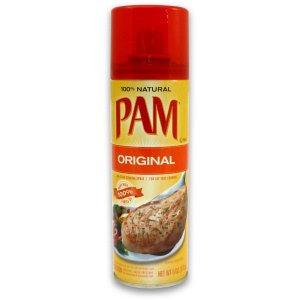 PAM COOKING SPRAY ORIGINAL 6 OZ CAN