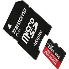 Kyocera HYDRO ICON Cell Phone Memory Card 64GB microSDHC Memory Card with SD Adapter