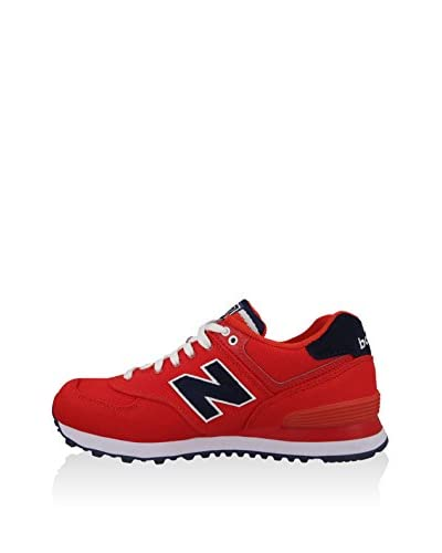 New Balance Zapatillas Wl574Bfl Rojo