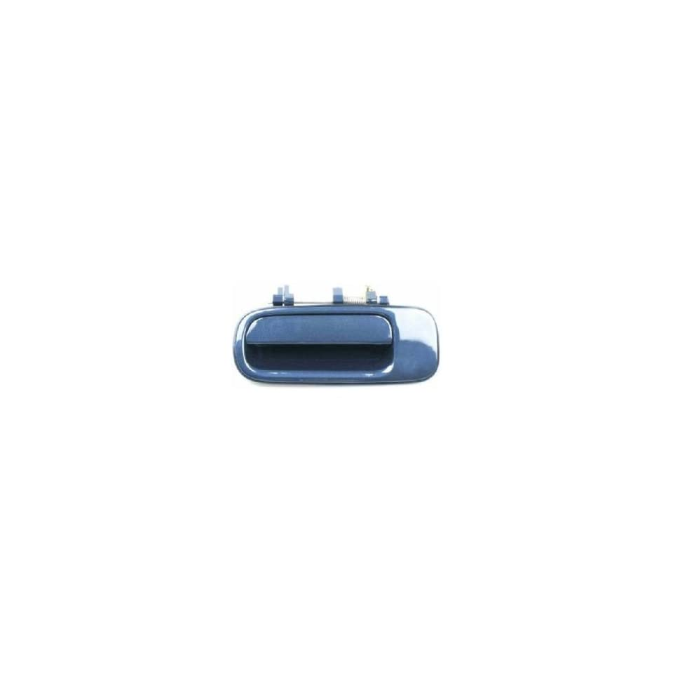 Motorking 6924032041C1 92 96 Toyota Camry Blue 8J6 Replacement Rear Driver Side Outside Door Handle 92 93 94 95 96