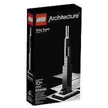 LEGO Architecture - Willis Tower (21000) by LEGO