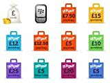 Giffgaff Standard,Micro or Nano Sim Card with £15.00 Credit (Standard)