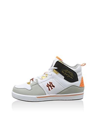 MLB Sneaker Alta Scoko Jr [Bianco]