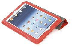 Tucano Cornice Folio Case & Stand For iPad Mini - Red