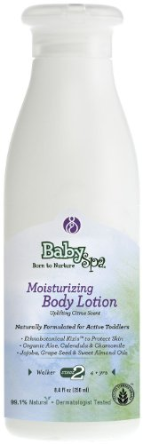Babyspa Moisturizing Body Lotion Stage Two - 8.4 Oz, Pack Of 2