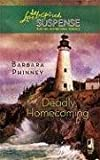 img - for Deadly Homecoming (Steeple Hill Love Inspired Suspense #130) book / textbook / text book