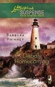 Deadly Homecoming (Steeple Hill Love Inspired Suspense #130), Barbara Phinney