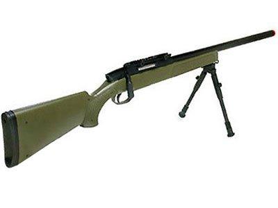 Airsoft UTG Master Sniper Green airsoft gun