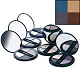 Eye Wardrobe Colour Quartet by Jemma Kidd Make Up School Enchanted Summers