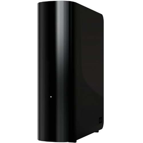 Western Digital My Book AV DVR Expander 1 TB USB 2.0/eSATA External Hard Drive