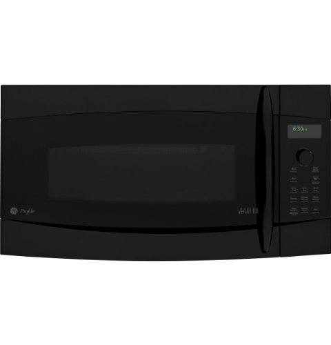 GE PSA2200RBB Profile Advantium 1.7 Cu. Ft. Black Over-the-Range Microwave