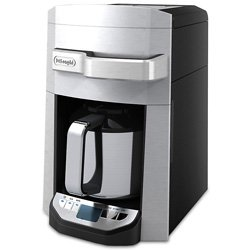 DeLonghi Drip Coffee Maker With 24 Hour Timer from De'Longhi