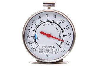Go Green Thermometer Kühlschrank mit Gefrierfach Kühlschrank