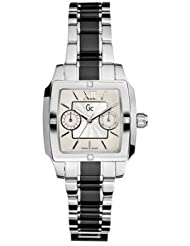 Guess Collection Gc Two-Tone Ladies Watch G44501L1
