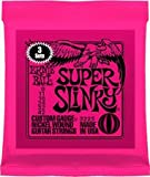 3 Pack / 3 Sets of Ernie Ball 3223 Super Slinky Electric 9-42 UK SELLER