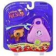 Littlest Pet Shop Portable Pets - Ferret with Leash and Carrier