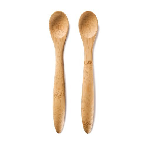 Bambu Baby Feeding Spoons - Set of 2
