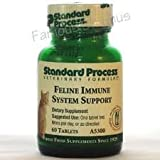Standard Process Feline Immune System Support - 60 tablets