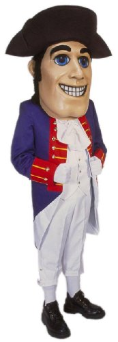 Patriot Mascot Costume