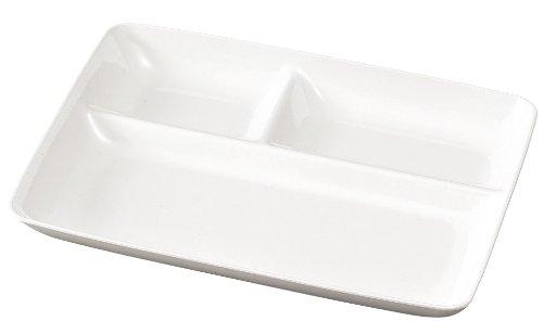 マルシェ ミールプレート ホワイト Y50765Y50765