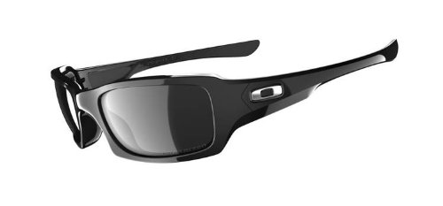 Oakley Fives Squared Polished blak/black iridium Polarized 12-967