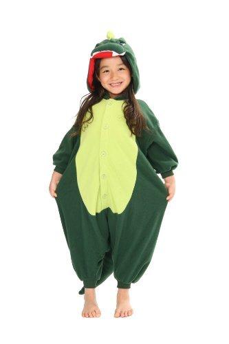 Dinosaur Kids Kigurumi (5-9 Years) front-788778