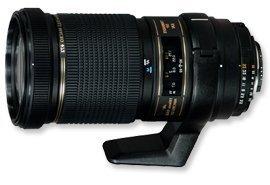 Tamron AF 180mm f/3.5 Di SP A/M FEC LD (IF) 1:1 Macro Lens (Canon EF Mount)