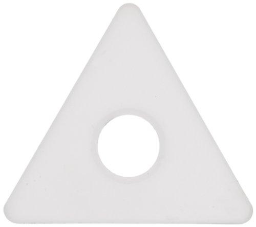 Sandvik Coromant Ceramic Ceramic Turning Insert, TNGA, Triangle, RNGA Chipbreaker, CC620 Grade, Uncoated, TNGA 332T0820, 3/8
