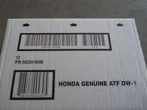 Honda 08200-9008 DW-1 Automatic Transmission Fluid, 1 quart from Honda