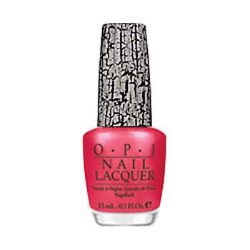 O・P・I ネイルラッカー 15ml #E58 Pink Shatter