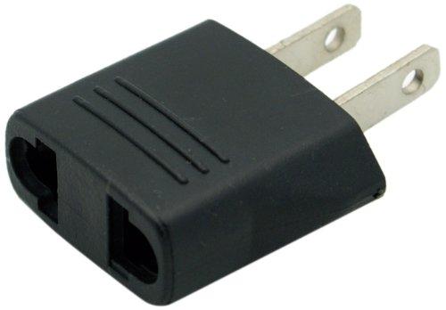 Generic Round Europe To Usa Plug Adapter